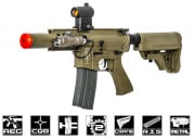 Elite Force Competition M4 CQC Carbine AEG Airsoft Rifle (Dark Earth)
