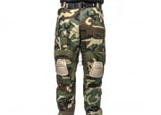 "Emerson Gen 3 Combat Pants By Lancer Tactical (Woodland - XL/36"" Waist)"