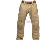"Emerson Gen 2 Tactical Pants With Knee Pads by Lancer Tactical (Coyote Tan - XS/28"" Waist"