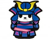 Epik Panda Samurai Panda Light PVC Patch