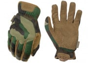 Mechanix Wear V2 FastFit Gloves (Woodland Camo/Option)