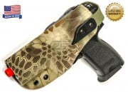 G-Code XST RTI Holster for USP (Left Hand/HOLSTER ONLY) Kryptek Mandrake