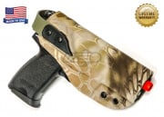 G-Code XST RTI Holster for USP (Right Hand/HOLSTER ONLY) Kryptek Highlander
