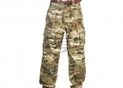 "TMC Combat Pants With Knee Pads by Lancer Tactical (Camo - Med/32"" Waist)"