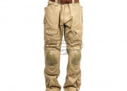 "Emerson Gen 2 Combat Pants by Lancer Tactical (Coyote Brown - LG/36"" Waist)"