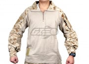 Emerson Gen 3 Combat Shirt By Lancer Tactical (Desert Digital/XS)