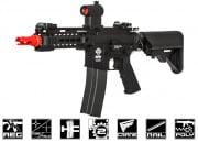 G&G Combat Machine CM16 300BOT M4 Carbine AEG Airsoft Gun Battery & Charger Package ( Black )