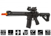 G&G Combat Machine CM16 SR-XL AEG Airsoft Gun (Battery & Charger Package)