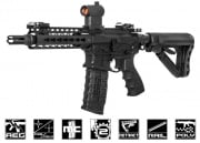 1 Cent 24 Hour Deal G&G Combat Machine CM16 SRS KeyMod M4 Carbine AEG Airsoft Gun (Black) #33