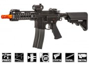 "G&G Combat Machine GC16 MPW 7"" Keynod M4 Carbine AEG Airsoft Gun (Black)"