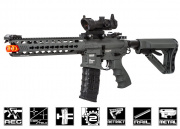 G&G Combat Machine GC16 Predator Full Metal AEG Airsoft Gun (Grey)