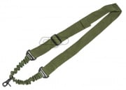 Airsoft GI One Point Bungee Sling (OD Green)