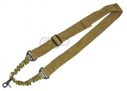 Airsoft GI One Point Bungee Sling (Tan)