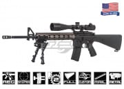 Airsoft GI Custom Daniel Defense Sniper Support Weapon Airsoft Gun