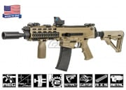 "Airsoft GI Custom ""Tempura Warrior"" Echo 1 Full Metal XCR-B Airsoft Gun"