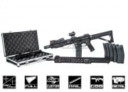 Airsoft GI Extreme Custom Armory LM4 Doppelganger Airsoft Rifle