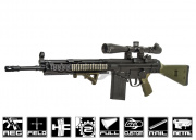 Airsoft GI Custom G3 Hawkeye Airsoft Gun (Black Card Custom)
