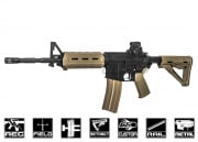 Airsoft GI Custom M4 Trigger Man AEG Airsoft Gun (Black Card Custom)