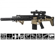 Airsoft GI Custom MK17 Takedown AEG Airsoft Gun (Black Card Custom)