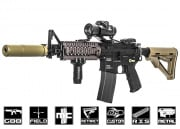 Airsoft GI Perfect Tactical Trainer Silent Execution GBBR Airsoft Gun (Black Card Custom)