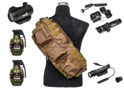 Airsoft GI Tactical Essentials Go Accessory Pack Package (Tan)
