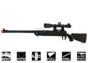 HFC HA231 VSR-11 Bolt Action Spring Sniper Rifle Airsoft Gun (Black)