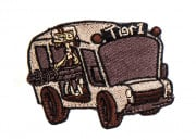 High Speed Gear Short Bus Patch (Coyote)