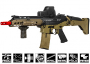 ICS Full Metal CXP - APE KeyMod SBR AEG Airsoft Gun (Two Tone)