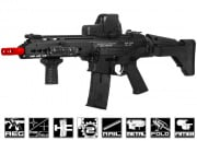 ICS Full Metal CXP - APE KeyMod SBR AEG Airsoft Gun (Black)