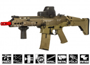 ICS Full Metal CXP - APE KeyMod Carbine AEG Airsoft Gun (Tan)