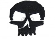 ill Gear Monster Tactical Skull Velcro Patch ( Black)