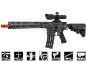 Echo 1 Platinum Edition Stealth Full Metal M4 Carbine AEG Airsoft Gun (Grey)