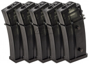 King Arms 470rd G36 High Capacity AEG Magazine (5 Pack)