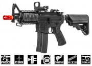 King Arms Ultra Grade M4 Tanker Carbine AEG Airsoft Gun (Black)