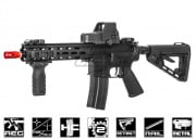 "King Arms Full Metal M4 TWS Alpha Carbine 9"" Elite Airsoft Gun"