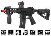 "King Arms Elite M4 TWS Alpha 7"" CQB Carbine AEG Airsoft Gun (Black)"