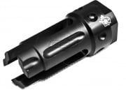 Knight's Armament QDC 3-Prong Flash Hider for QDC Barrel Extension (CCW/ Black/ Licensed  by KAC)