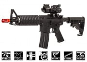 King Arms M933 Carbine AEG Airsoft Gun (Black)