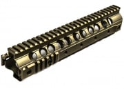 "Knight's Armament Airsoft 10.75"" URX 3.1 Rail System (Tan)"