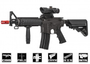 King Arms Full Metal Colt M4 CBR-R  GBB Rifle Airsoft Gun