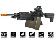 Krytac Full Metal Trident LMG Limited Edition AEG Airsoft Gun