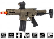 Krytac Full Metal Trident M4 PDW AEG Airsoft Gun (Flat Dark Earth)