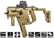 KWA KRISS Vector Gas Blow Back Airsoft Gun (NS2 System/Tan)