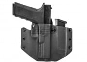 SpetzGear Kydex Holster and Mag Pouch For Echo 1 Timberwolf