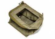 LBX Arc'teryx Khard Small Window Velcro Pouch (Tan499)