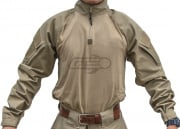 LBX Combat Shirt (Tan/Large)