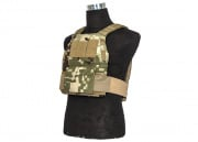LBX Tactical High Speed Slick Plate Carrier (Project Honor Camo)