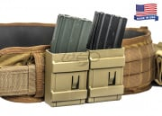 Limitless Gear OPFOR MC-R M4 Single Magazine Carrier MOLLE (Tan)