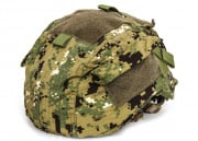 Lancer Tactical MICH 2001 Helmet Cover (Jungle Digital)