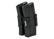 Lancer Tactical Full Metal Dual Magazine Clamp for M4 AEG